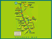 Prima Casa map
